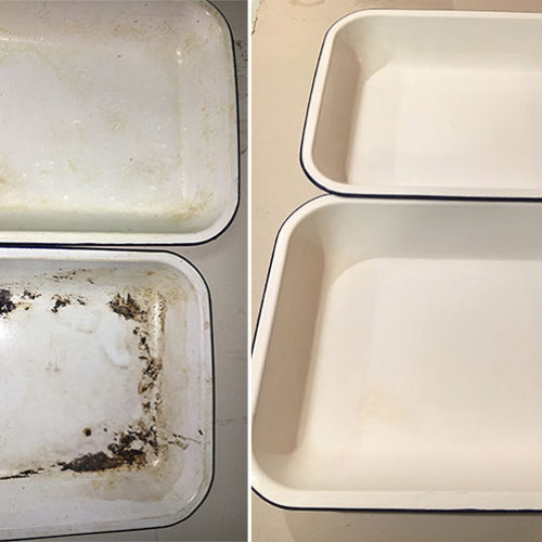 Spectank Before and After